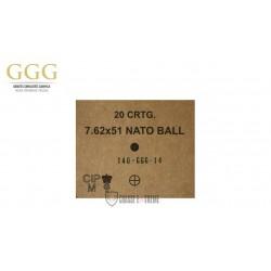 640 MUNITIONS GGG CAL 308...
