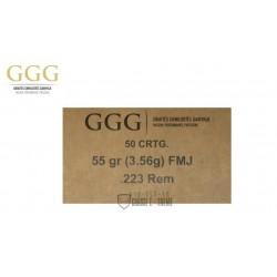 50 Munitions GGG cal 223...