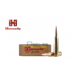 20 MUNITIONS HORNADY MATCH...