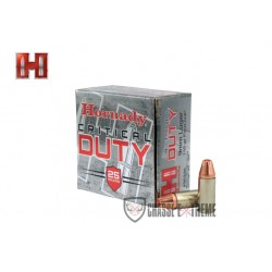 MUNITIONS HORNADY 9 MM...