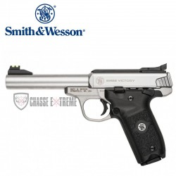 PISTOLET S&W 22 VICTORY CAL...