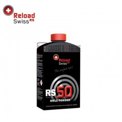 POUDRE RELOAD SWISS RS50...