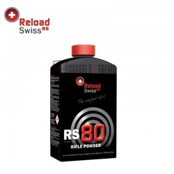 POUDRE RELOAD SWISS RS80...