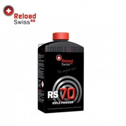 POUDRE RELOAD SWISS RS70...