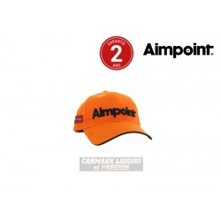 CASQUETTE AIMPOINT ORANGE