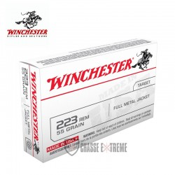 20 MUNITIONS WINCHESTER FMJ...
