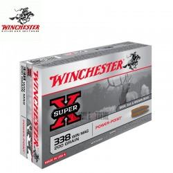 MUNITIONS WINCHESTER 338 WM...