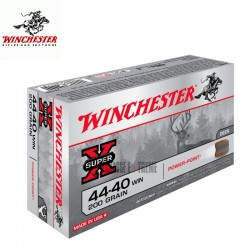 MUNITIONS WINCHESTER 44-40...