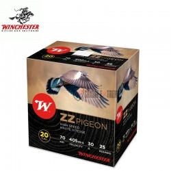 25-cartouches-winchester-zz-pigeon-30g-calibre-2070