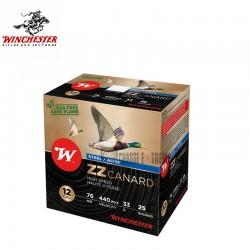 25 Cartouches WINCHESTER ZZ...