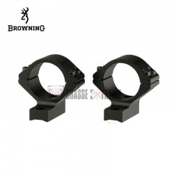 Colliers-BROWNING-Intégré-M70-Mat 30mm