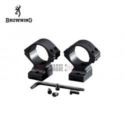 Collier de-Montage-BROWNING-Base Bar/Blr-Mat 30mm