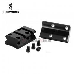 Embase-de-Montage-BROWNING Weaver-A-Bolt3-Steel-Matte