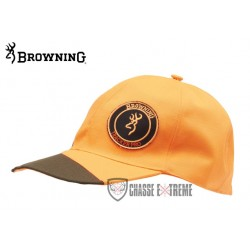 CASQUETTE TRACKER ORANGE...