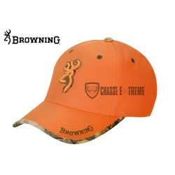 CASQUETTE SURE SHOT ORANGE