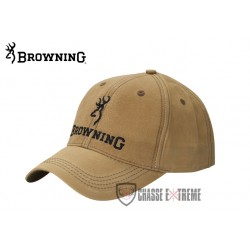CASQUETTE BROWNING LITE WAX...