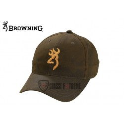 CASQUETTE BROWNING DURAWAX...