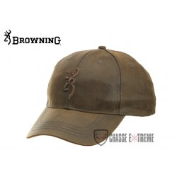 CASQUETTE RHINO HIDE BROWN