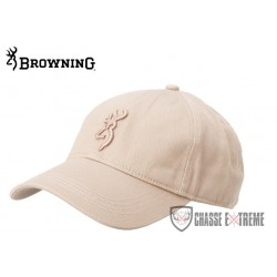 CASQUETTE COTTON BROWNING