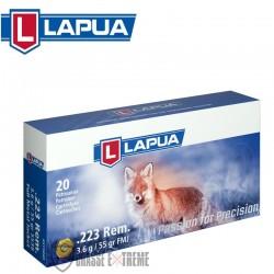 20 MUNITIONS LAPUA S538 FMJ...