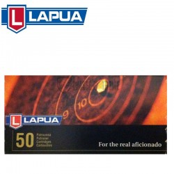 50 MUNITIONS LAPUA LONG WAD...