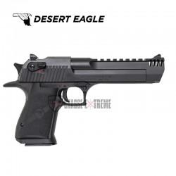 """PISTOLET DESERT EAGLE NOIR 6"""""""