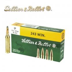 20 Munitions S&B cal.243...
