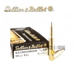 20 Munitions S&B cal.6.5...