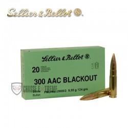 20 Munitions S&B cal 300...