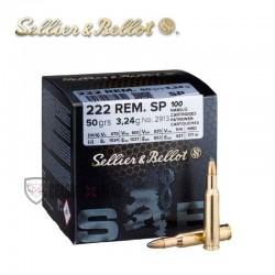 100 Munitions S&B cal...