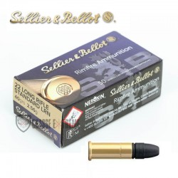 50 Munitions S&B cal 22 Lr...
