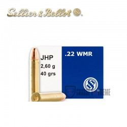 50 MUNITIONS S&B JHP CAL.22...