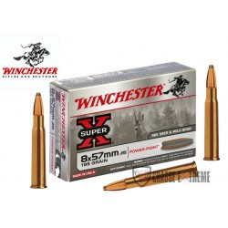 MUNITIONS WINCHESTER 8X57...