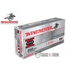 MUNITIONS WINCHESTER 222...