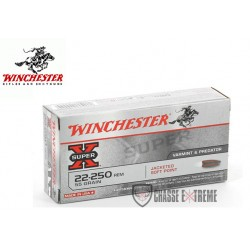 MUNITIONS WINCHESTER 22-250...