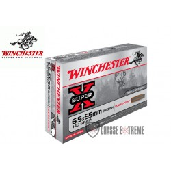 MUNITIONS WINCHESTER 6.5X55...