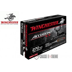 MUNITIONS WINCHESTER 270...