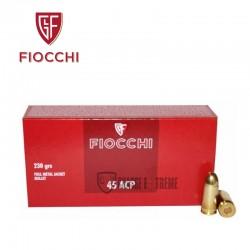 50 MUNITIONS FIOCCHI CAL45...