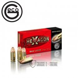50 Munitions GECO cal 9mm...