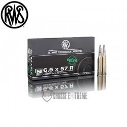20 Munitions RWS cal 6.5X57...