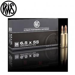 20 Munitions RWS cal 6.5X55...