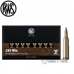 20 Munitions RWS cal 243...