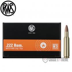 30 Munitions RWS cal 222...