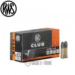 50 MUNITIONS RWS CLUB CAL...