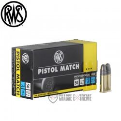 50 Munitions RWS Pistol...