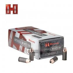 50 Munitions HORNADY Steel...