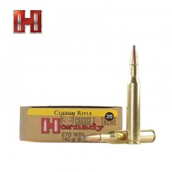 20 MUNITIONS HORNADY CUSTOM...