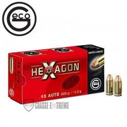 50 Munitions GECO cal 45...