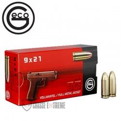50 Munitions GECO cal 9x21...