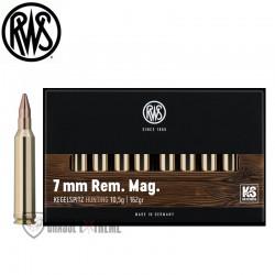 20 Munitions RWS cal 7mm...